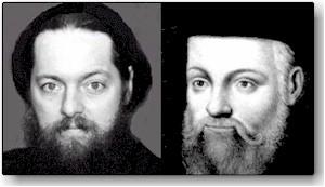 John Hogue and Nostradamus